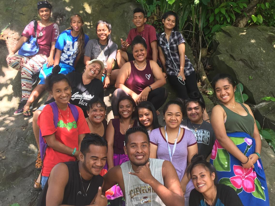 COM-FSM: Students Celebrate Micronesian History and