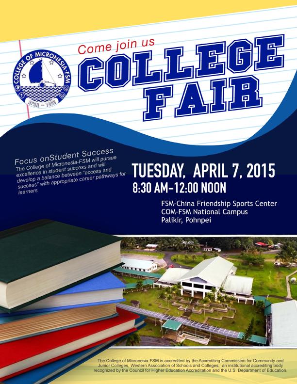 com fsm college fair