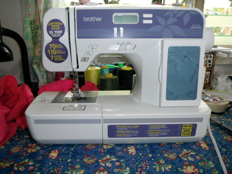 xr 7700 sewing machine