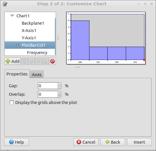 how to add background color to title libreoffice writer